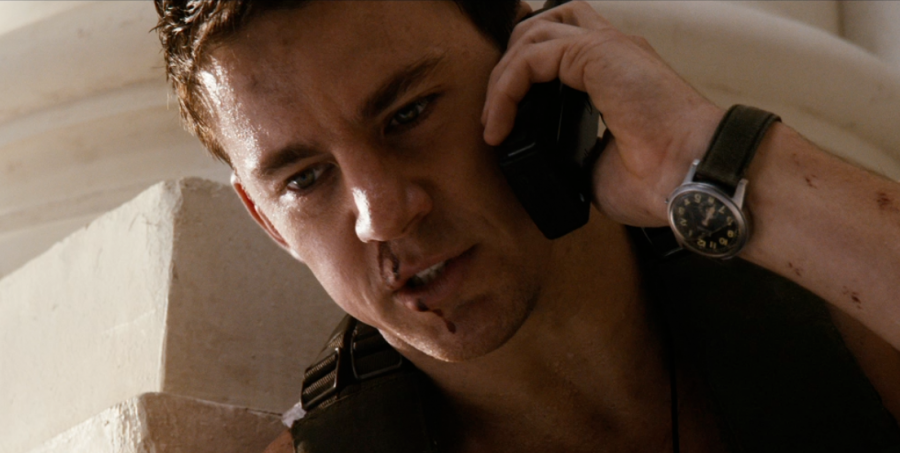Watch Channing Tatum in White House Down (2013)