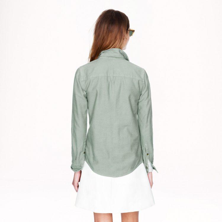 Green shirt if i stay