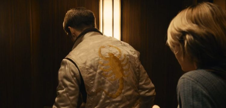 Jacket Ryan Gosling in Drive (2011)