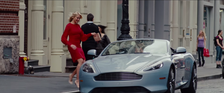 Car The Other Woman