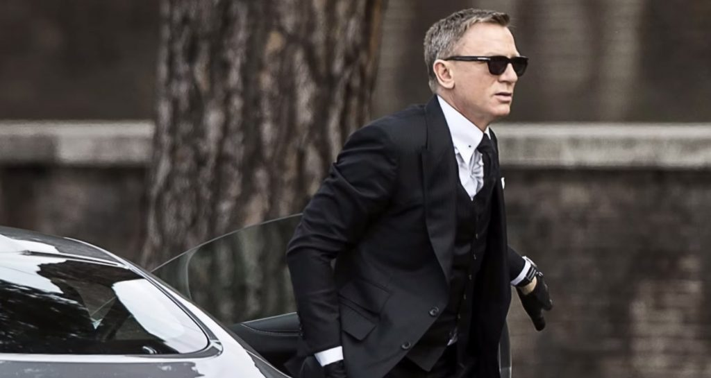 Sunglasses James Bond Spectre (2015)