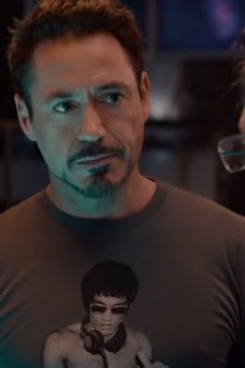 T-shirt Robert Downey Jr. Avengers: Age of Ultron (2015)