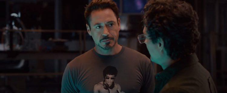 T-shirt Robert Downey Jr. Avengers: Age of Ultron (2015)
