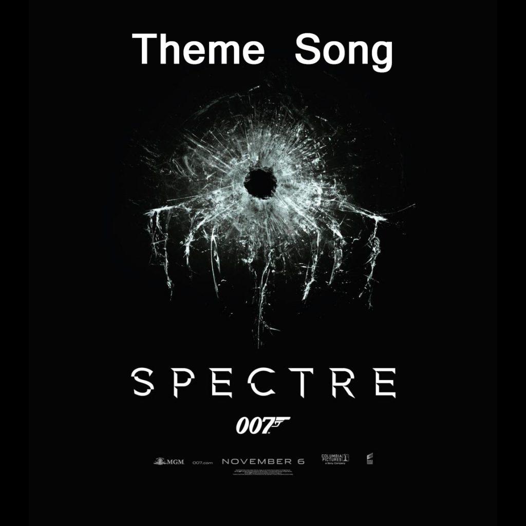 James Bond Theme Spectre (2015)