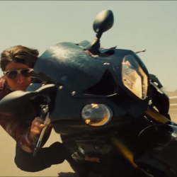 Sunglasses Tom Cruise Mission Impossible: Rogue Nation