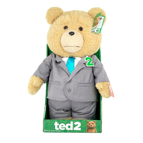 Teddy bear from Ted 2 (2015)