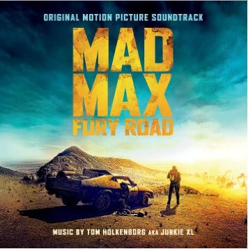 Music Mad Max Fury Road 2015