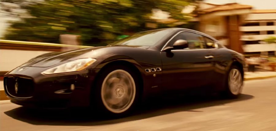 Sports car from Limitless (2011)