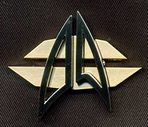 Metal Communicator Badge from Star Trek - Renegades (2015)