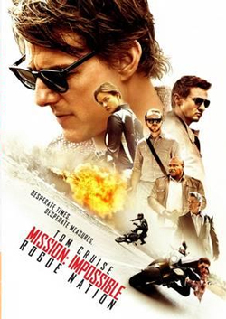 Mission Impossible: Rogue Nation products