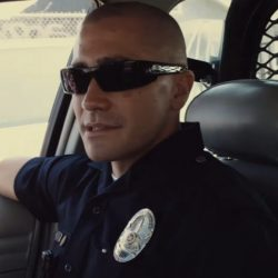 Sunglasses Jake Gyllenhaal in End of Watch (2012)