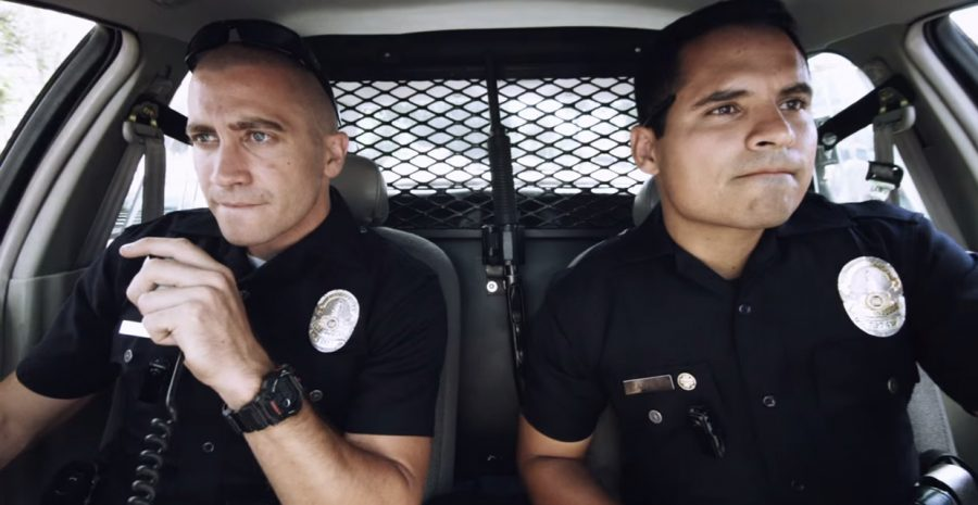Wristwatch Jake Gyllenhaal in End of Watch (2012)