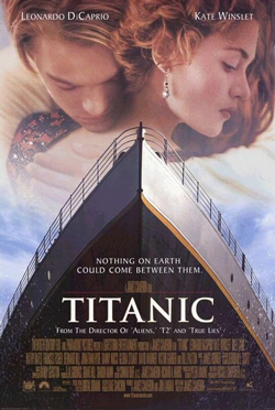 Titanic products