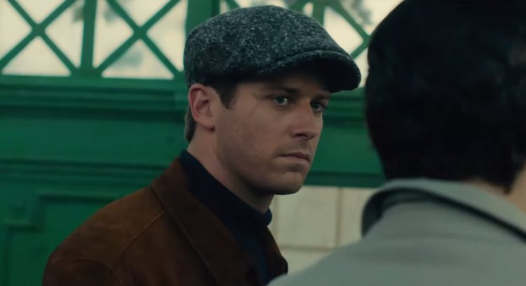 Hat Armie Hammer in The Man from U.N.C.L.E. (2015)