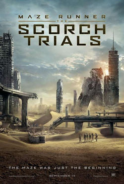 Maze Runner: The Scorch Trials products