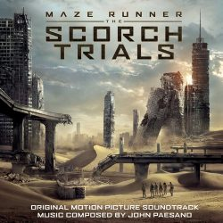 Music Maze Runner: The Scorch Trials (2015)
