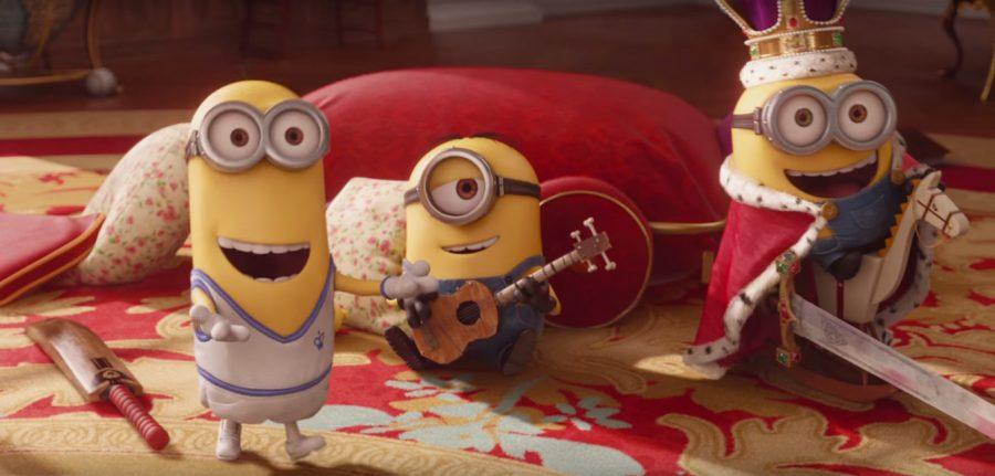 Music Minions (2015)