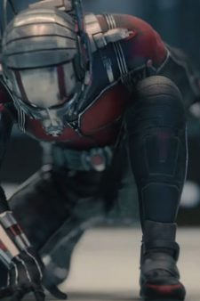Music Ant-Man (2015)
