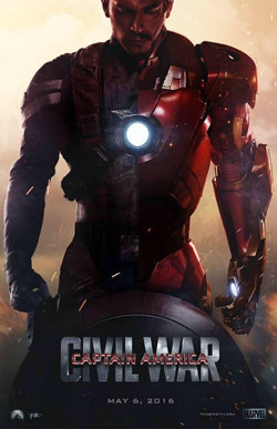 Captain America: Civil War products