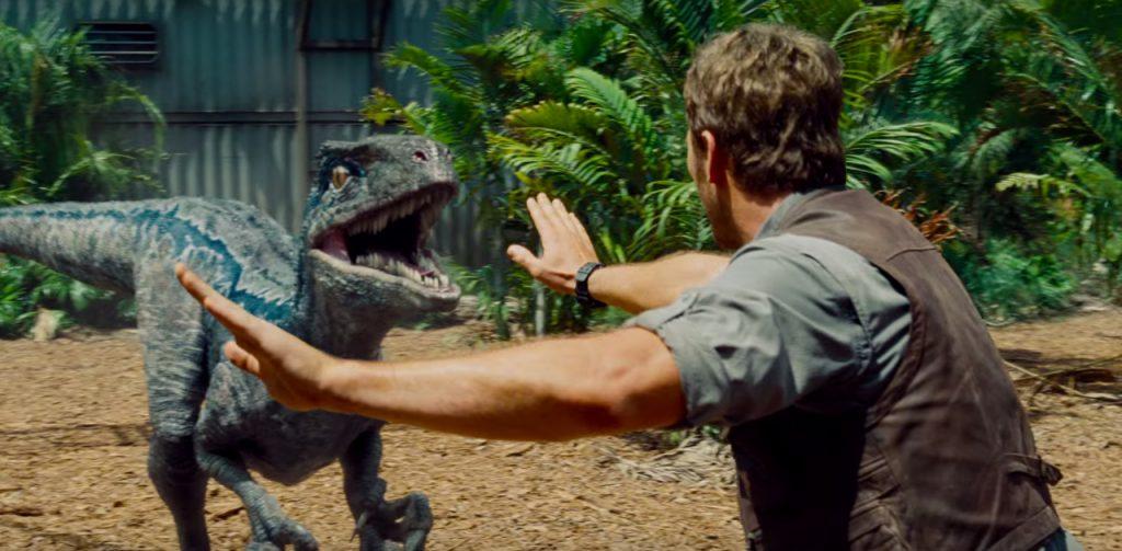 Wristwatch Chris Pratt in Jurassic World (2015)