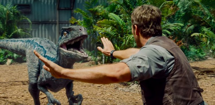 Wristwatch Chris Pratt in Jurassic World (2015)