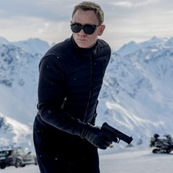 Ski goggles James Bond Spectre (2015)