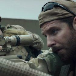 Sunglasses Bradley Cooper in American Sniper (2014)