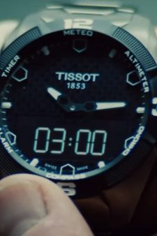 Wristwatch Simon Pegg in Mission Impossible: Rogue Nation (2015)
