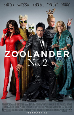 Buy Zoolander 2 (2016) products