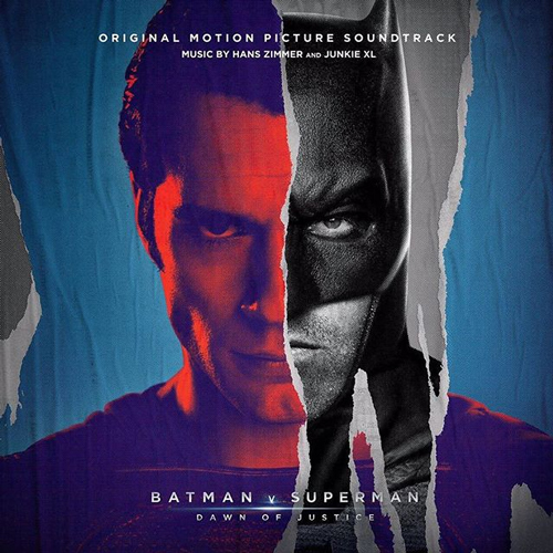 Soundtrack Batman v Superman: Dawn of Justice (2016)