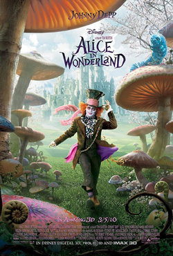Alice in Wonderland products