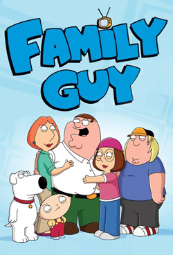 Family Guy products