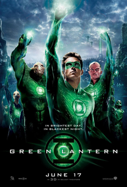 Green Lantern products