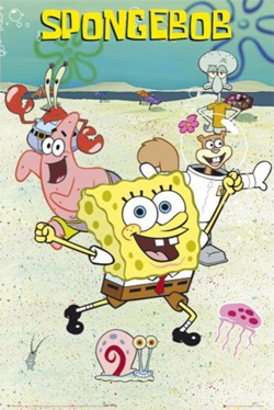 Spongebob Squarepants products