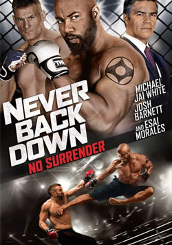 Never Back Down: No Surrender products