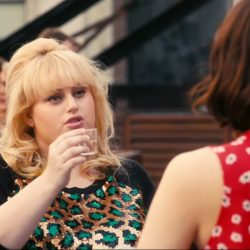 Cheetah shirt Rebel Wilson in How to Be Single (2016)