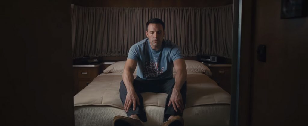 Evel Knievel T-shirt Ben Affleck in The Accountant (2016)