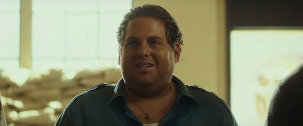 Pendant Necklace Jonah Hill in War Dogs (2016)