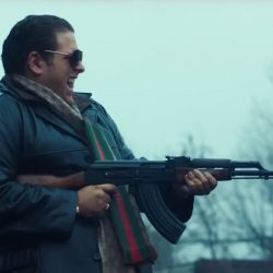 Scarf Jonah Hill in War Dogs (2016)