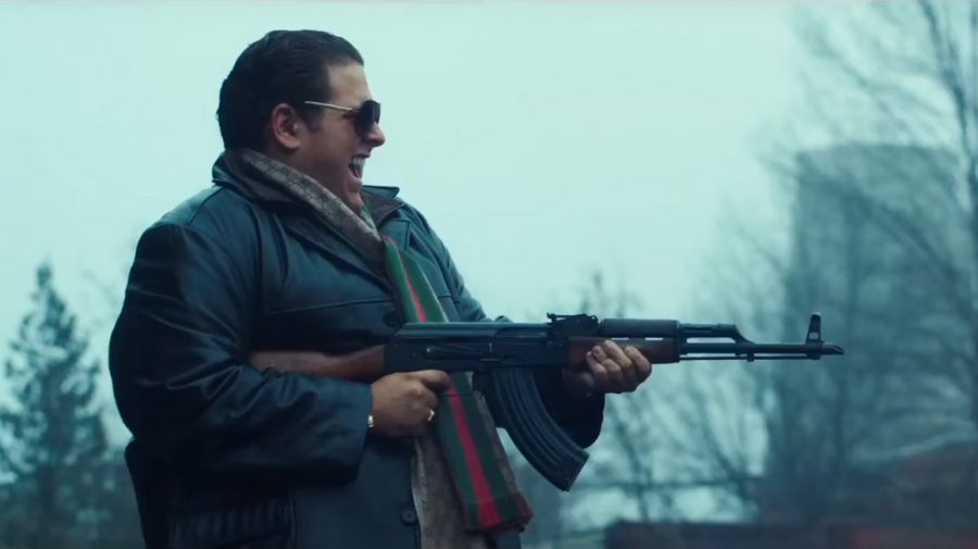 Scarf Jonah Hill in War Dogs (2016)