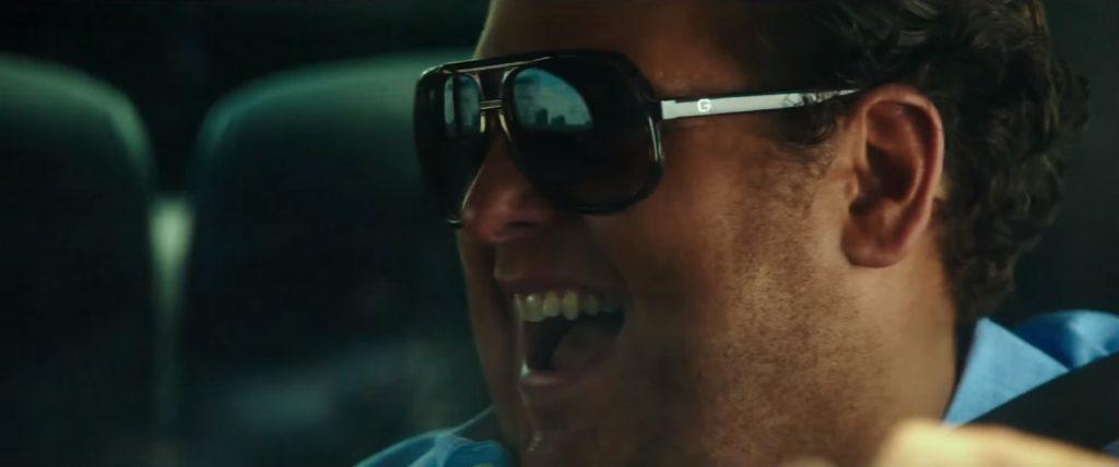 Sunglasses Jonah Hill in War Dogs (2016)