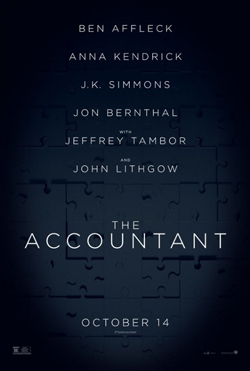 Buy The Accountant (2016) products