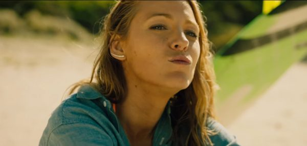 Earrings Blake Lively in The Shallows (2016)