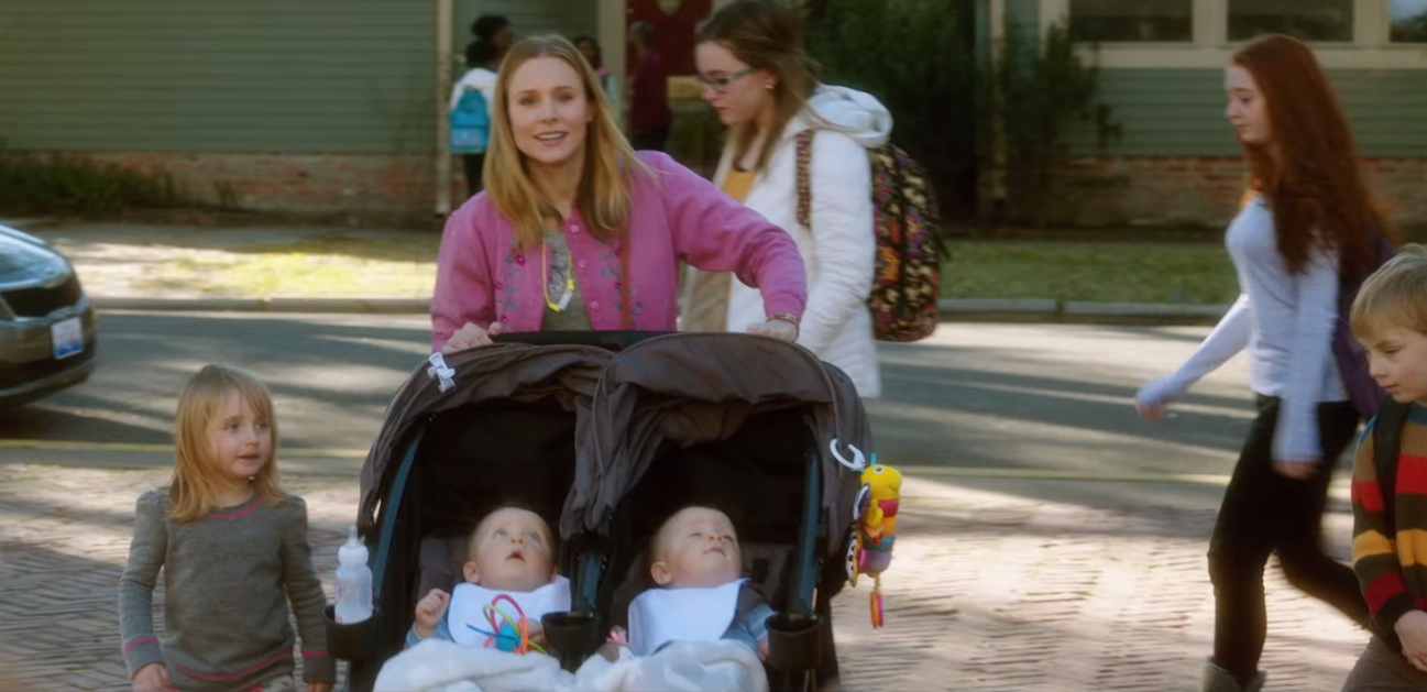 Firefly Stroller Accesory In Bad Moms 2016