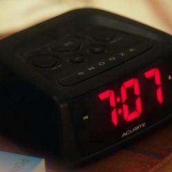 Alarm Clock in Rings (2016)