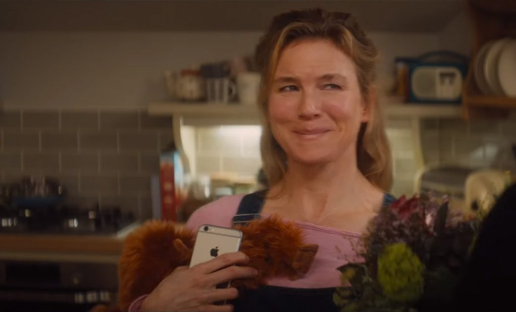 Apple iPhone 6s in Bridget Jones's Baby (2016)
