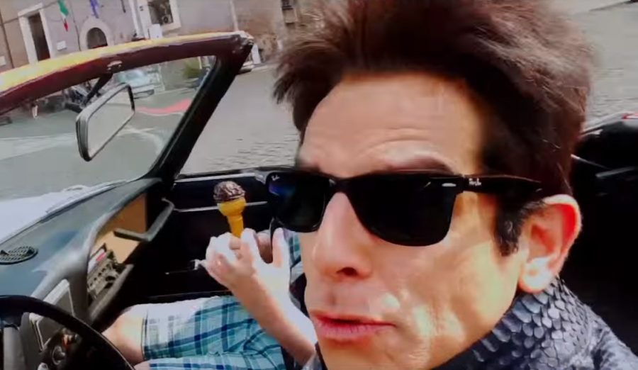 Sunglasses Ben Stiller (Derek) in Zoolander 2 (2016)