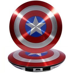 Shield of Captain America PowerBank