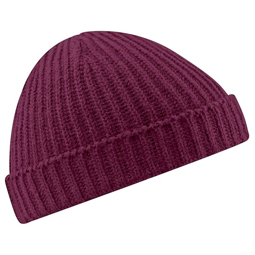 Burgundy beanie Will Smith in Collateral Beauty (2016)