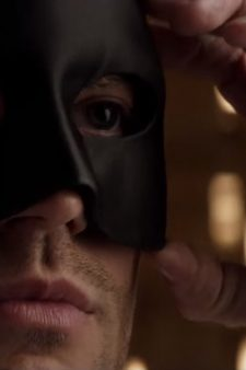 Venetian Mask Jamie Dornan in Fifty Shades Darker (2017)